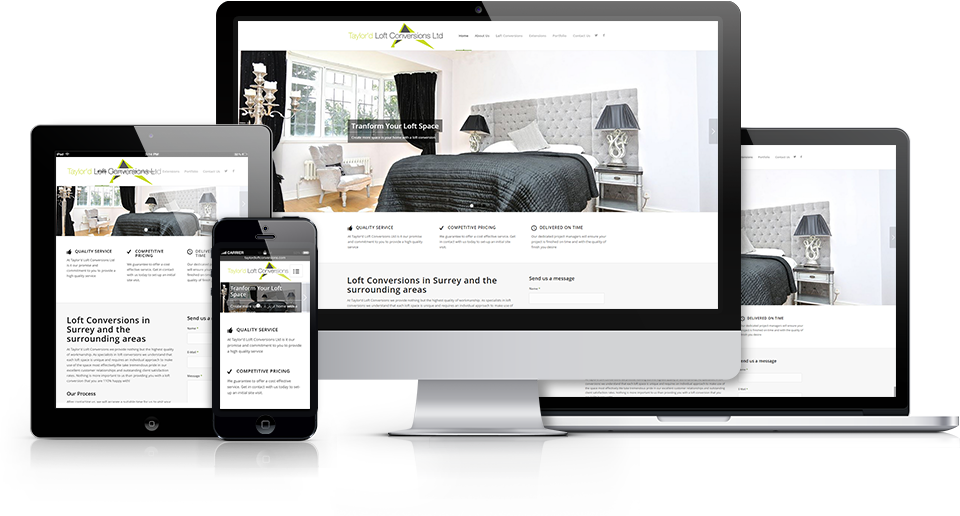 Builder and Loft conversion SEO and online Marketing