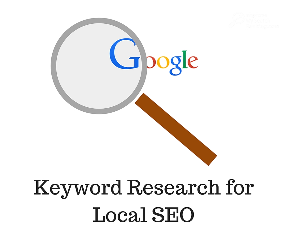 Keyword research for local seo improve my search ranking keyword research for local seo ccuart Images