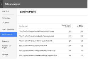 Google Releases the Much-Awaited Landing Page Mobile Assessment Tool