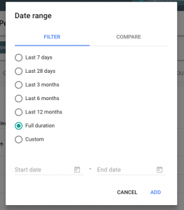 you must try these google search console reports