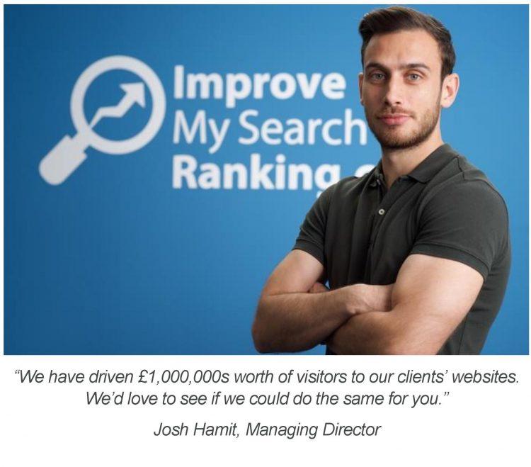 Josh Hamit, Founder of IMSR
